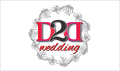 EDM website design for D2D Wedding