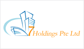 Brand website for 7 Holdings Pte Ltd