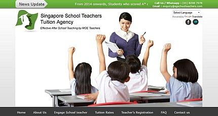 Singapore School Teachers Tuition Agency