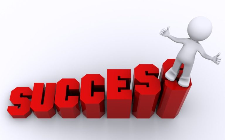 success in business success in business business growing concept